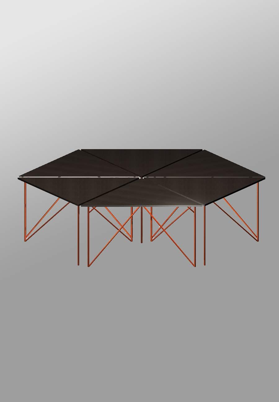 Modular Triangles U2013 Conference Table