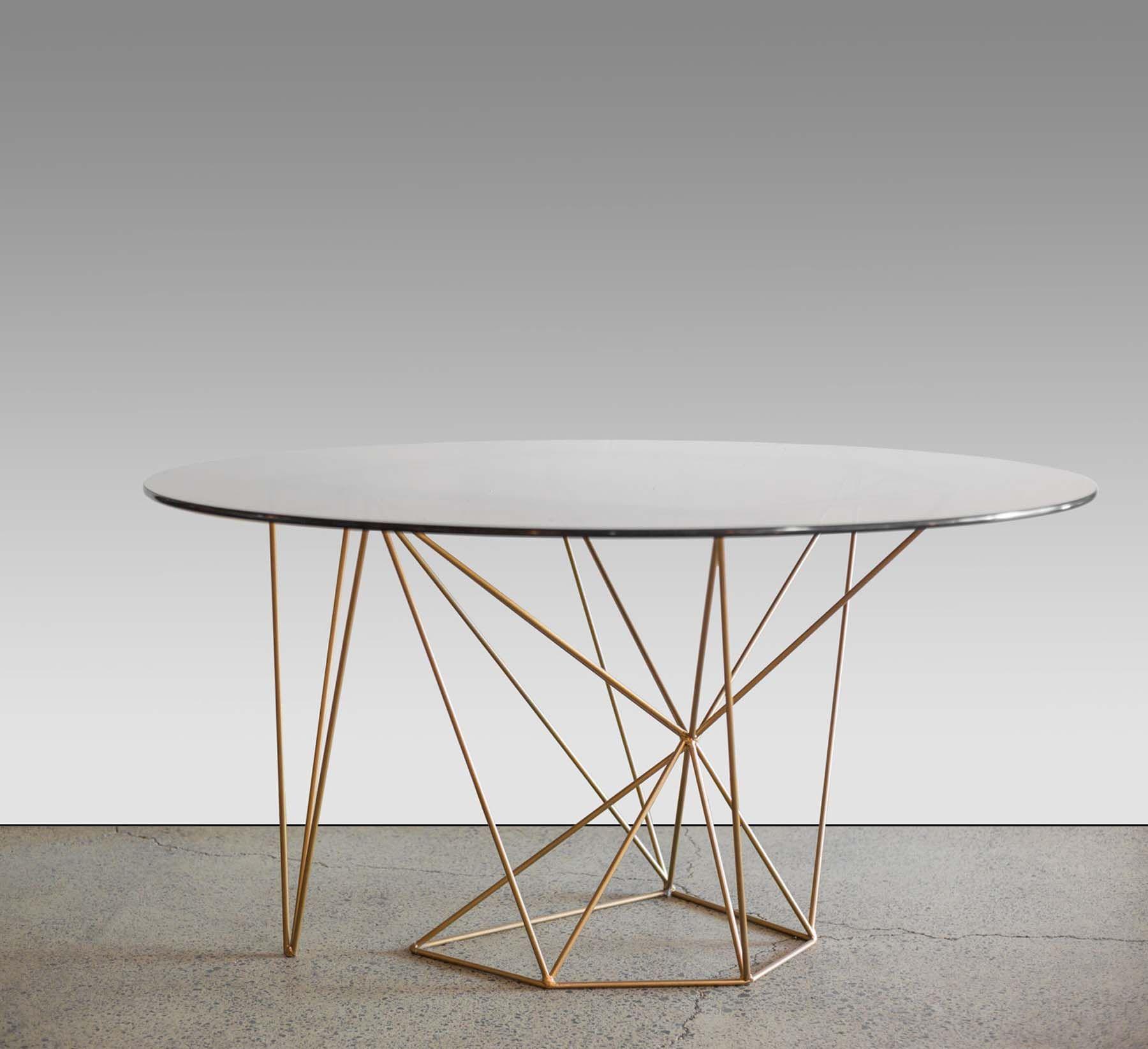 Acute dining table - Vincent Buret