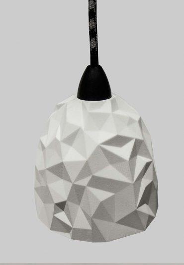 Meshi – a 3D printed pendant lamp