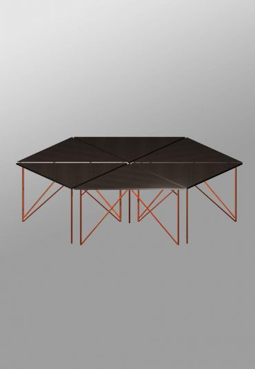 Modular triangles – Conference table
