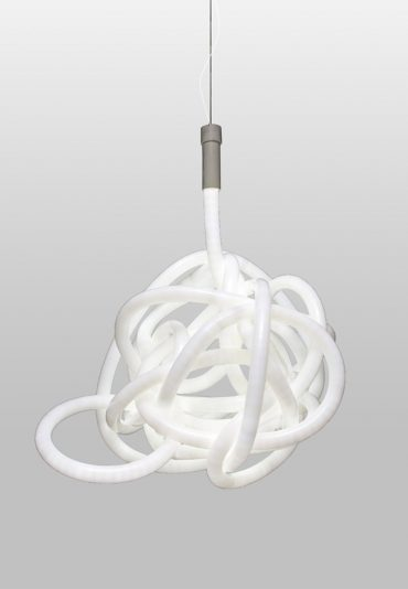(k)not Neon Lamp – a pendant light
