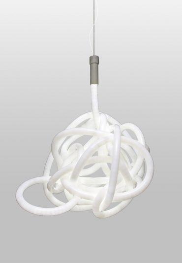 (k)not Neon Lamp – a pendant light